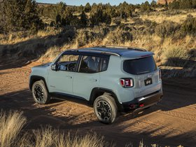 Ver foto 8 de Jeep Renegade Trailhawk 2014