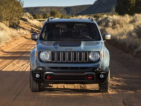 Ver foto 7 de Jeep Renegade Trailhawk 2014