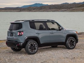 Ver foto 6 de Jeep Renegade Trailhawk 2014