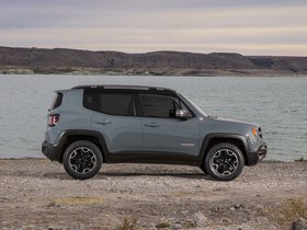 Ver foto 5 de Jeep Renegade Trailhawk 2014