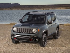 Ver foto 4 de Jeep Renegade Trailhawk 2014