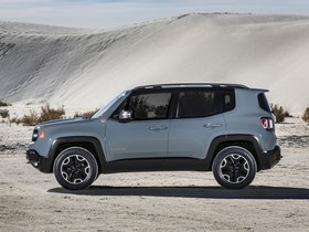 Ver foto 3 de Jeep Renegade Trailhawk 2014