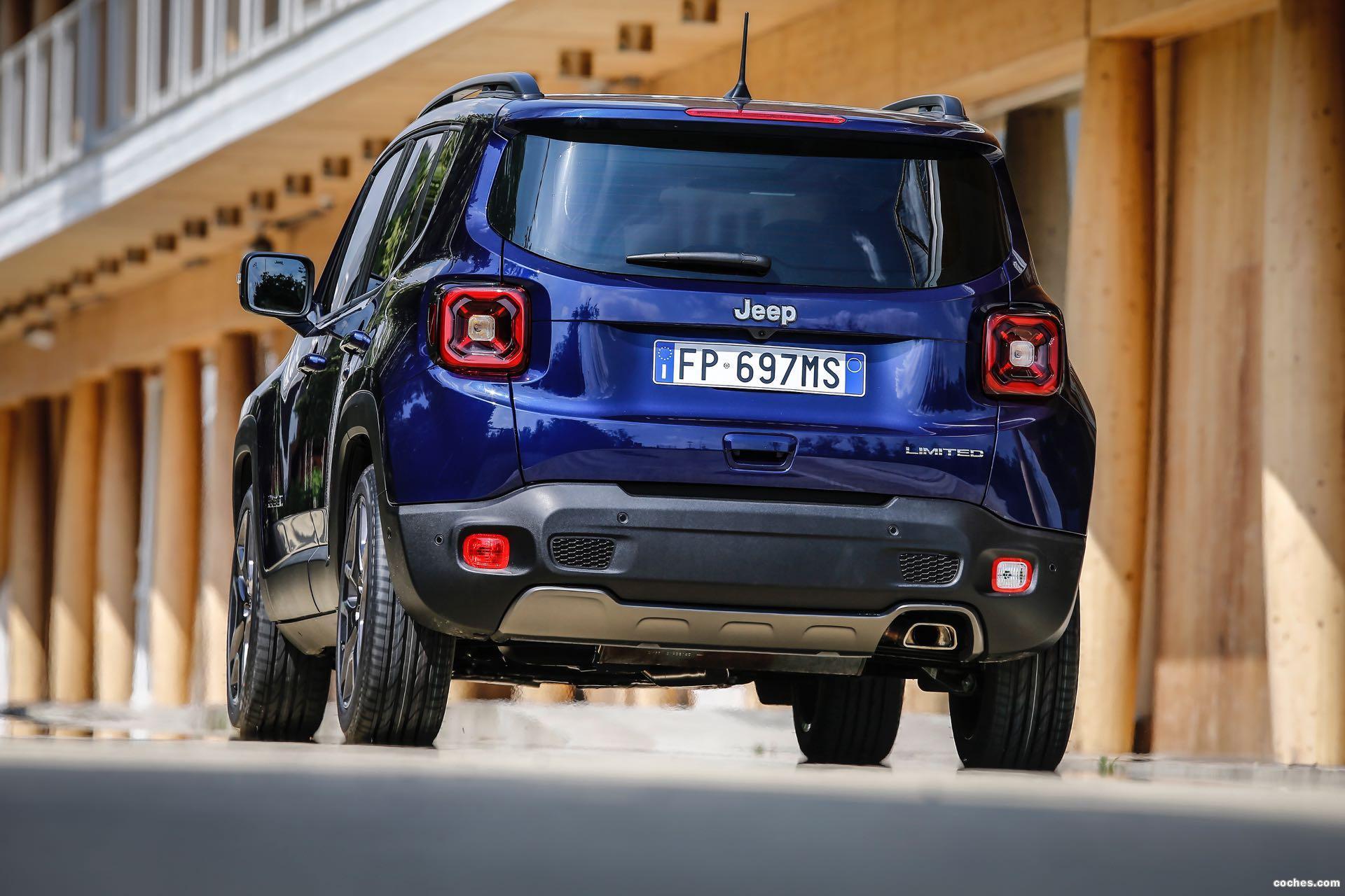 Foto 2 de Jeep Renegade Limited 2019