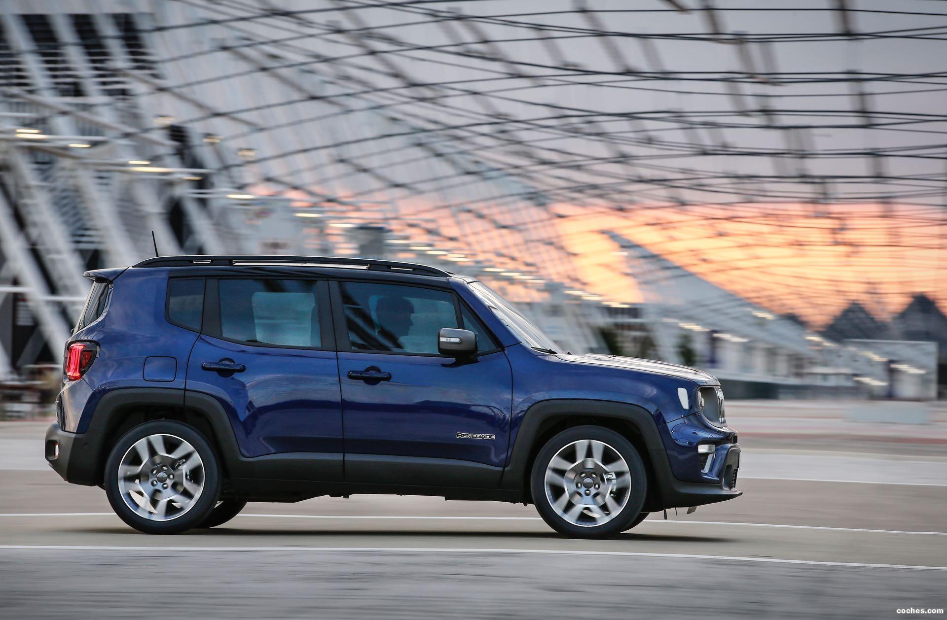 Foto 12 de Jeep Renegade Limited 2019