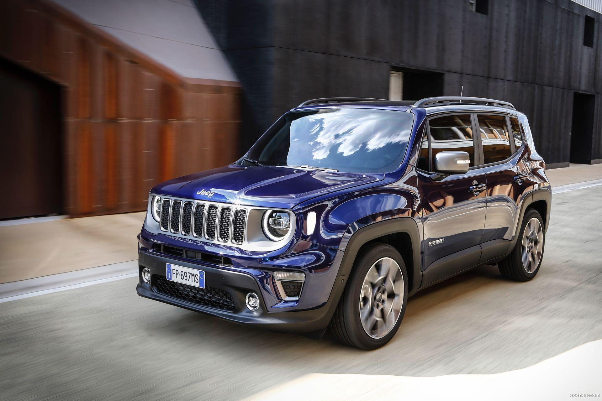 Foto 0 de Jeep Renegade Limited 2019