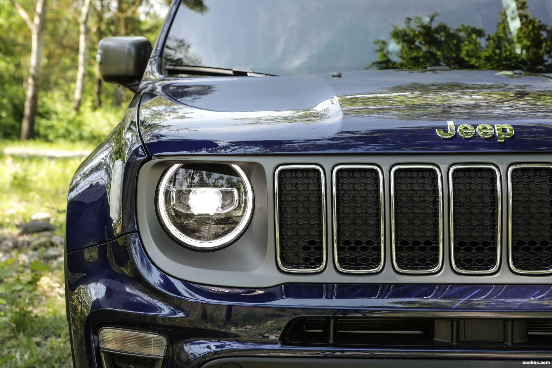 Foto 35 de Jeep Renegade Limited 2019