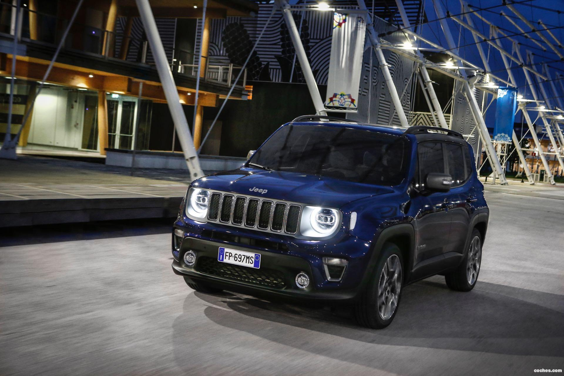 Foto 7 de Jeep Renegade Limited 2019