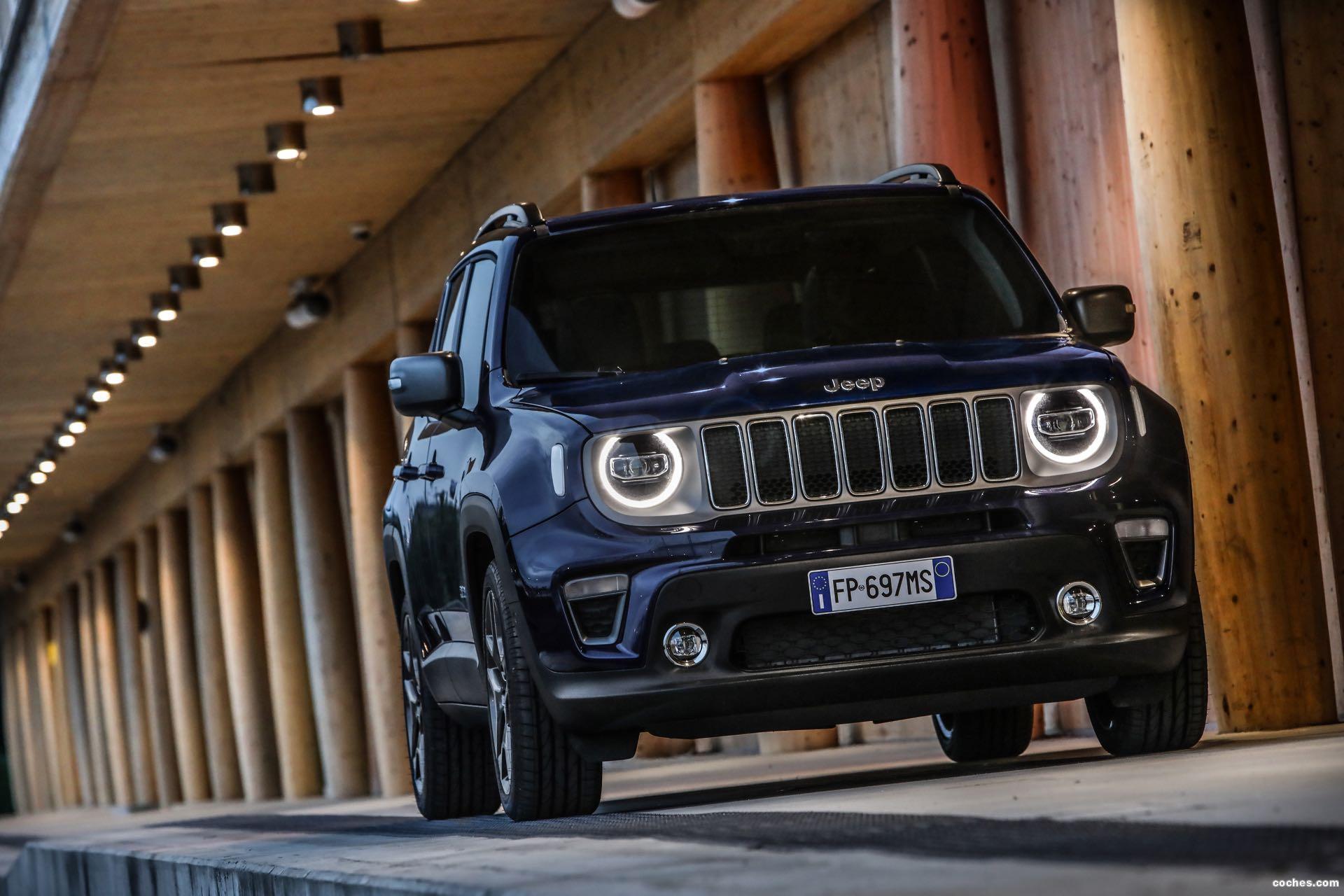 Foto 29 de Jeep Renegade Limited 2019