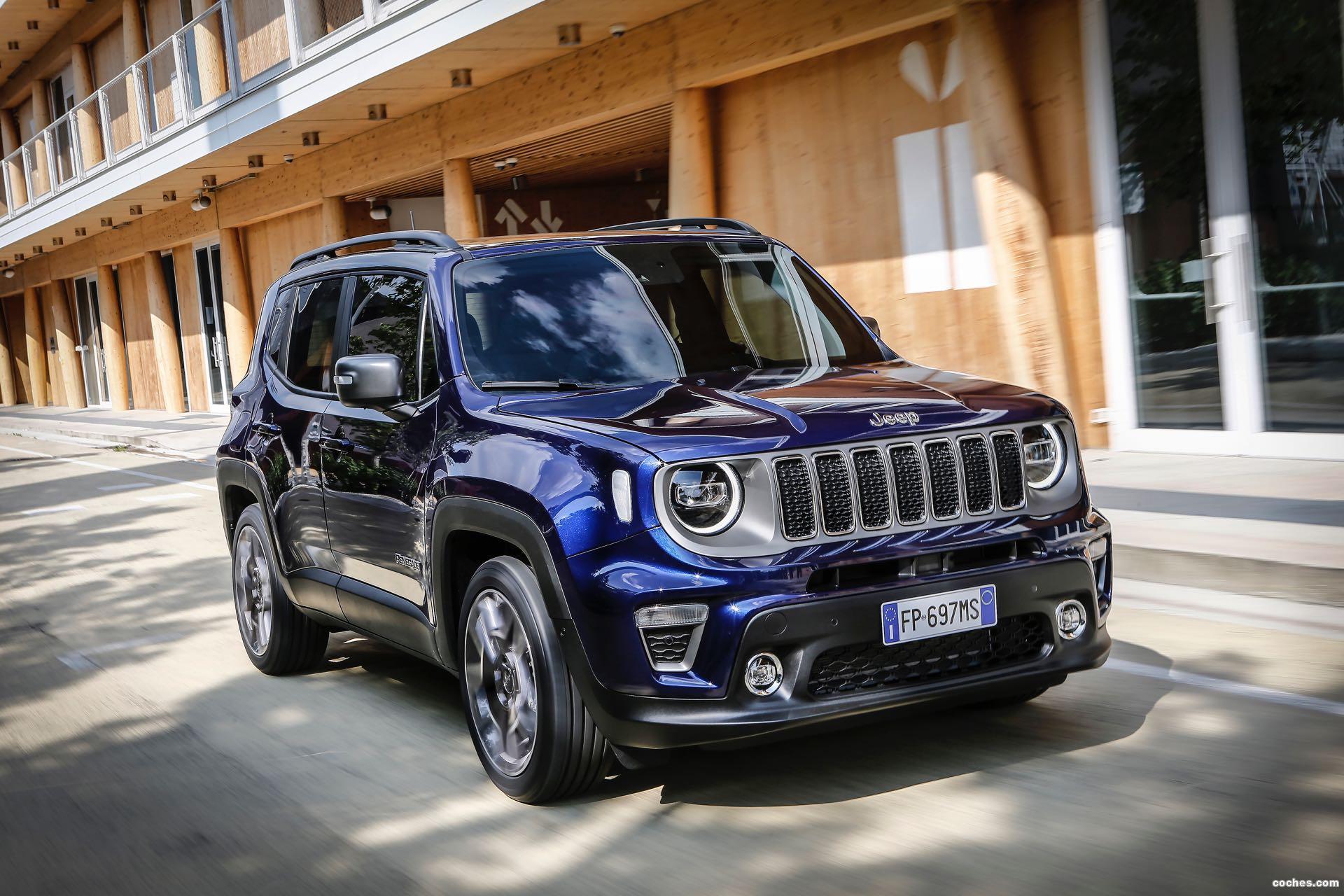 Foto 5 de Jeep Renegade Limited 2019