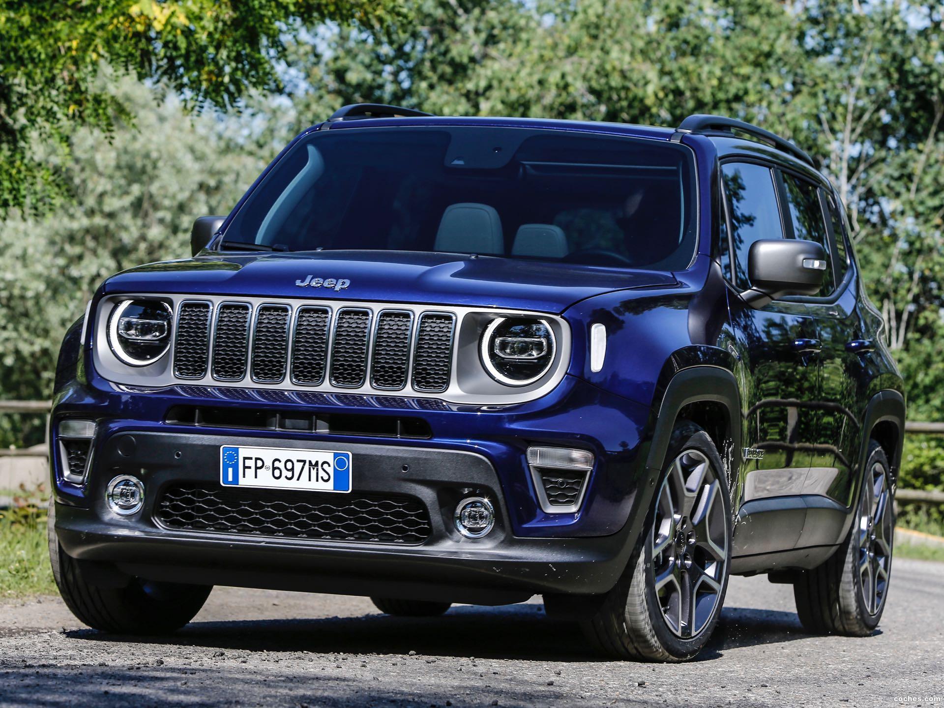 Foto 6 de Jeep Renegade Limited 2019