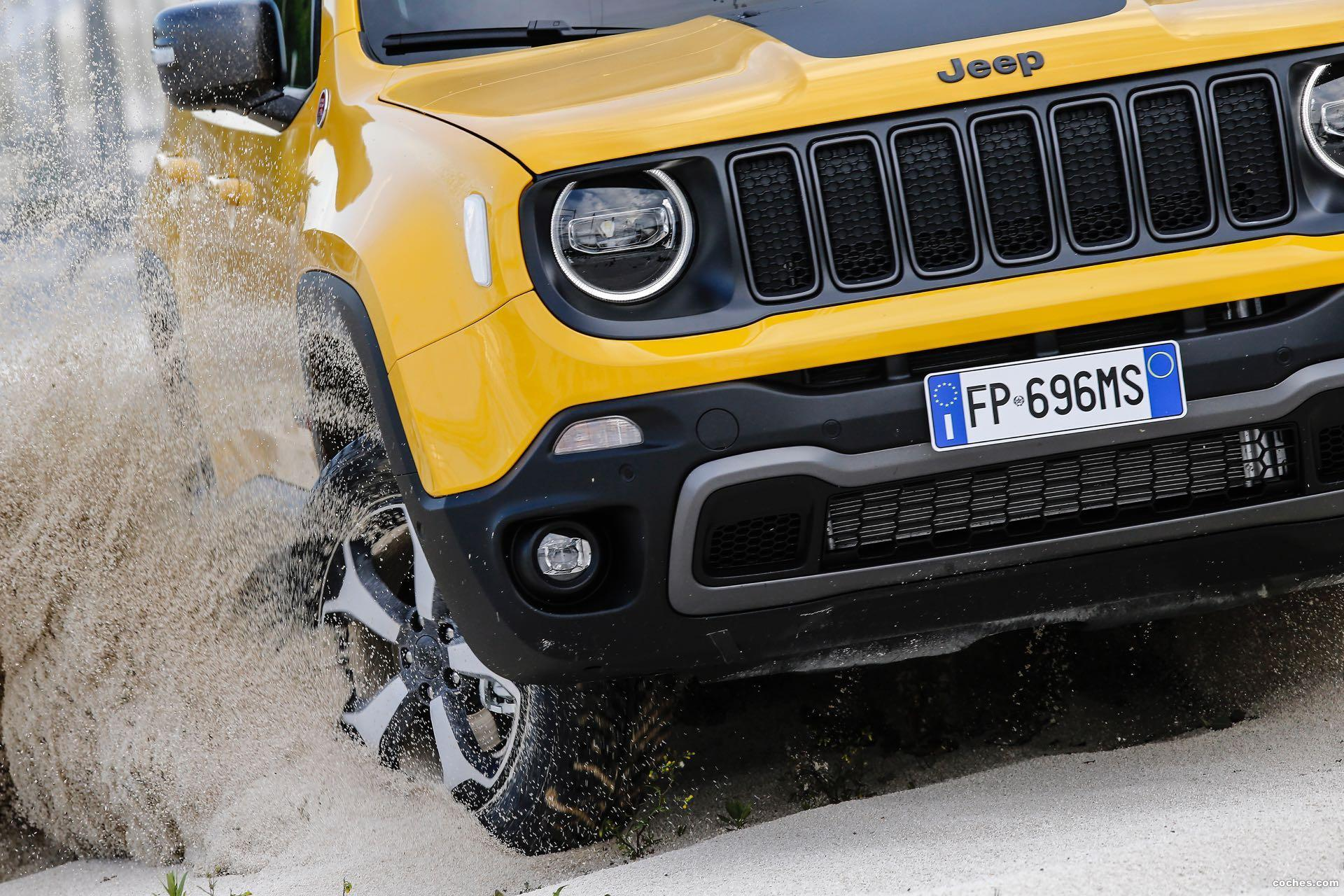 Foto 0 de Jeep Renegade Trailhawk 2019