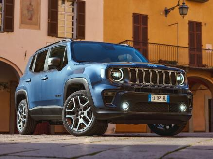 Jeep Renegade 1.3 Phev Limited 4x4 Aut. 190