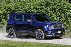 Ver foto 12 de Jeep Renegade Limited 2019