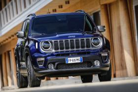 Ver foto 2 de Jeep Renegade Limited 2019