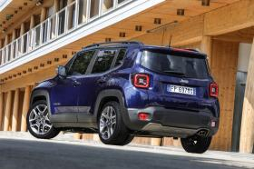 Ver foto 27 de Jeep Renegade Limited 2019