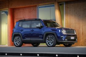 Ver foto 31 de Jeep Renegade Limited 2019