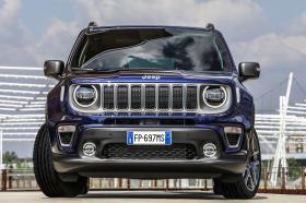 Ver foto 26 de Jeep Renegade Limited 2019