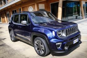 Ver foto 5 de Jeep Renegade Limited 2019