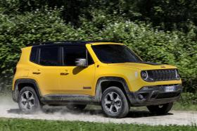 Ver foto 12 de Jeep Renegade Trailhawk 2019