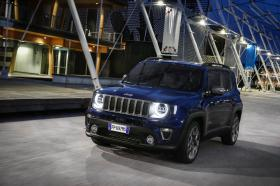 Ver foto 8 de Jeep Renegade Limited 2019