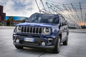 Ver foto 4 de Jeep Renegade Limited 2019