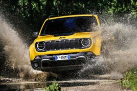 Ver foto 9 de Jeep Renegade Trailhawk 2019