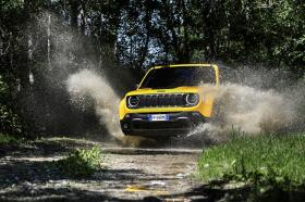 Ver foto 16 de Jeep Renegade Trailhawk 2019