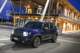 Ver foto 9 de Jeep Renegade Limited 2019