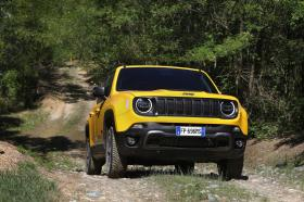 Ver foto 23 de Jeep Renegade Trailhawk 2019