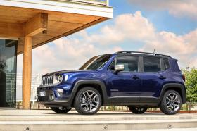 Ver foto 11 de Jeep Renegade Limited 2019