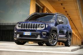 Ver foto 10 de Jeep Renegade Limited 2019