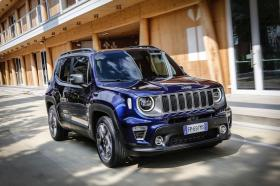 Ver foto 6 de Jeep Renegade Limited 2019