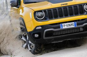 Ver foto 1 de Jeep Renegade Trailhawk 2019