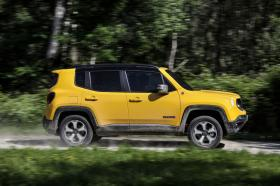 Ver foto 25 de Jeep Renegade Trailhawk 2019