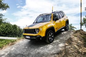 Ver foto 7 de Jeep Renegade Trailhawk 2019