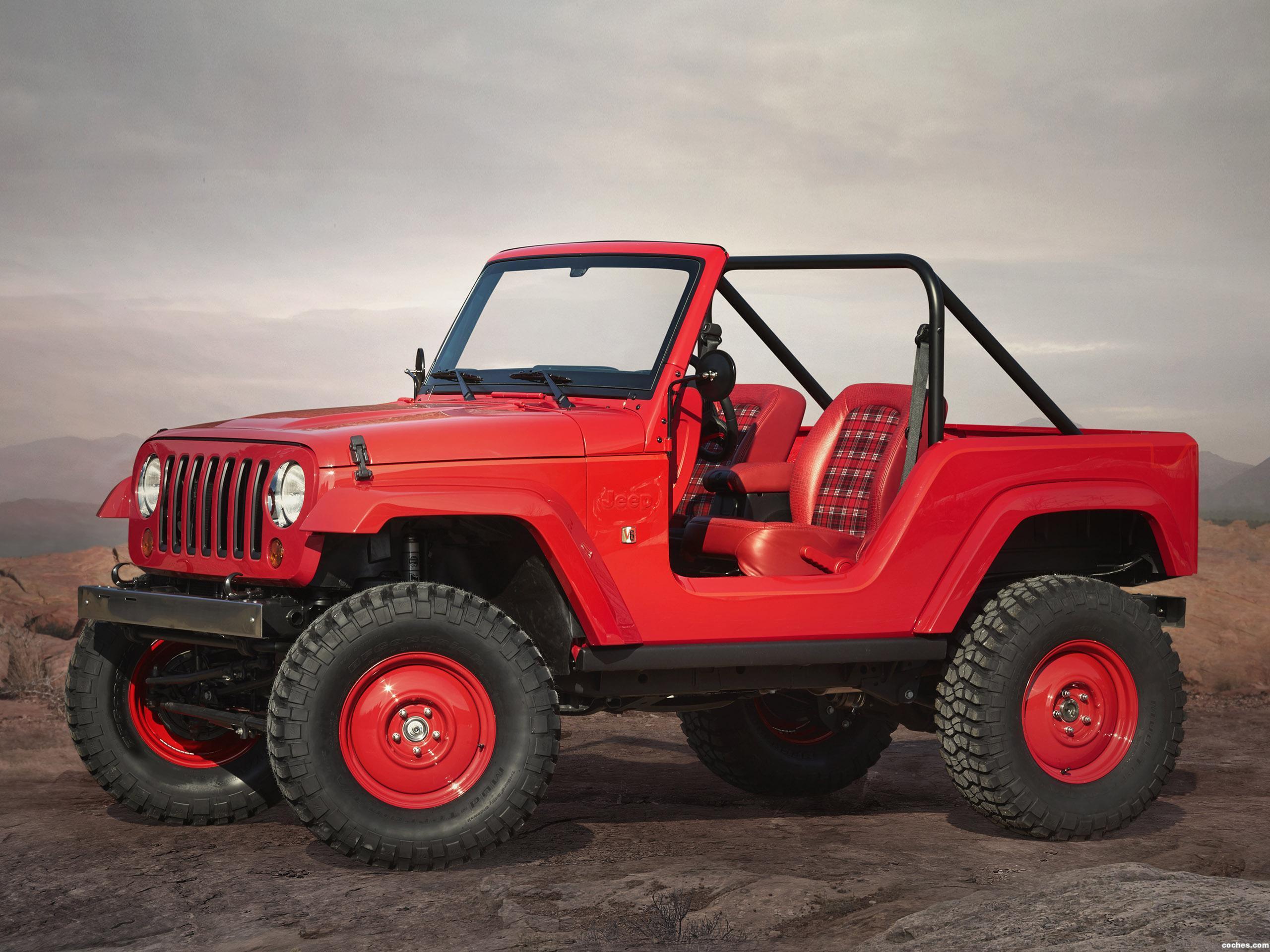Foto 0 de Jeep Shortcut Concept 2016