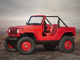 Ver foto 1 de Jeep Shortcut Concept 2016