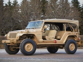 Fotos de Jeep Staff Car Concept JK 2015