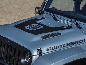 Ver foto 14 de Jeep Switchback Concept 2017