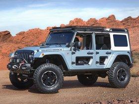 Ver foto 9 de Jeep Switchback Concept 2017
