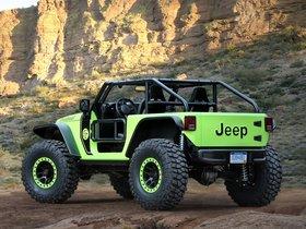 Ver foto 8 de Jeep Trailcat Concept 2016