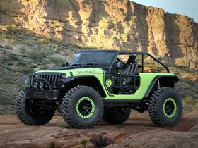 Ver foto 7 de Jeep Trailcat Concept 2016