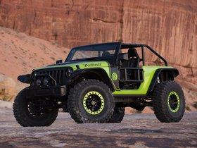 Ver foto 5 de Jeep Trailcat Concept 2016