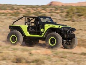 Ver foto 4 de Jeep Trailcat Concept 2016