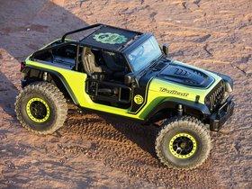 Ver foto 3 de Jeep Trailcat Concept 2016