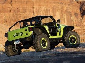 Ver foto 2 de Jeep Trailcat Concept 2016