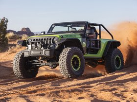 Fotos de Jeep Trailcat Concept 2016