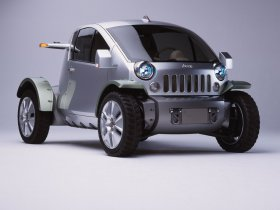 Ver foto 6 de Jeep Treo Concept 2004