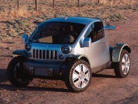 Ver foto 5 de Jeep Treo Concept 2004