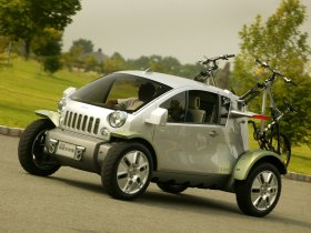 Ver foto 3 de Jeep Treo Concept 2004